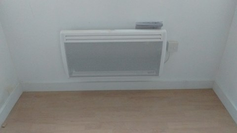Electric heaters installed to all lounge and bedroom's.